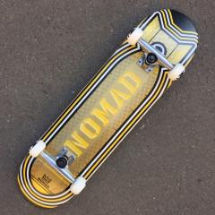 """Скейтборд в сборе NOMAD - Yellow Bomb 8.0"""""""